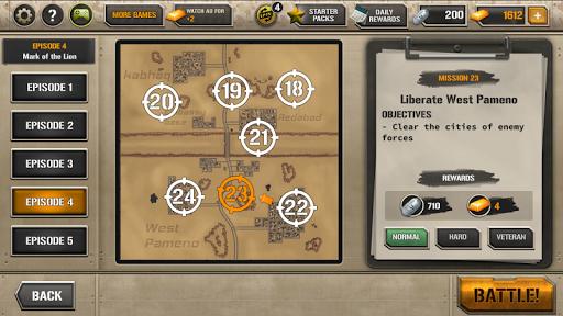 Modern Tank Force: War Hero 1.21 screenshots 14
