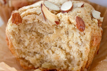 Apple Almond Muffins