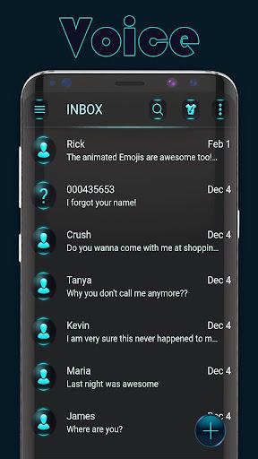 Voice messenger 1.0.41 screenshots 2