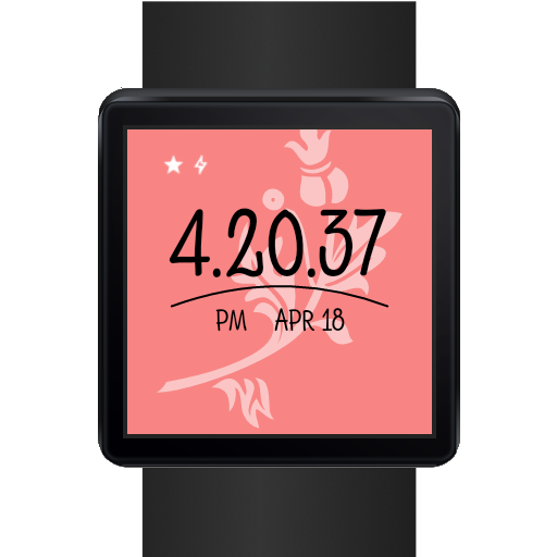 Vintage Watch Face
