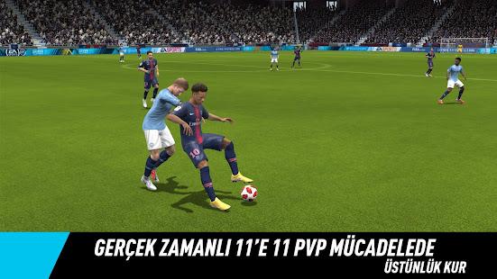 FIFA Futbol hileli apk