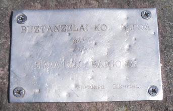 Photo: 13h33 col de Buztanzelai 843 m
