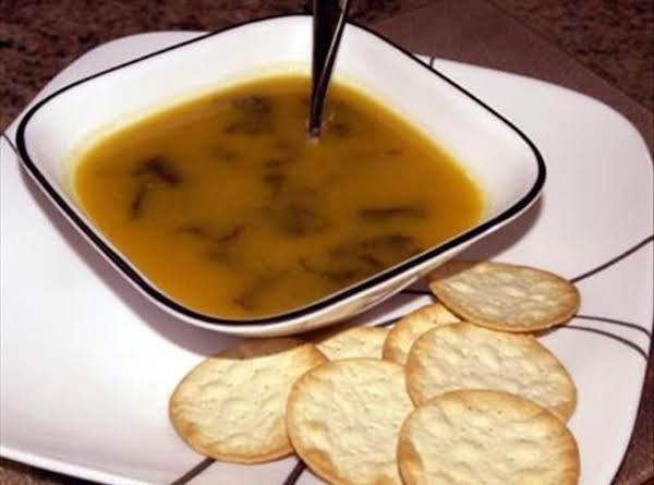 Schav (sorrel And Garlic Soup)