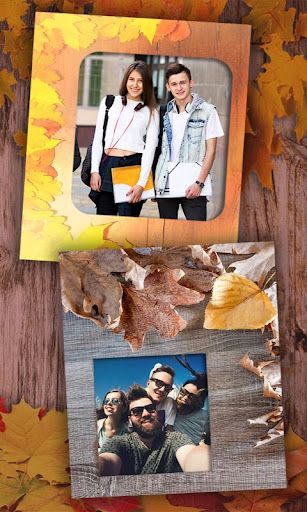 玩免費遊戲APP|下載Multiphoto Frames for Autumn app不用錢|硬是要APP