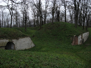 Photo: Fort Łętownia