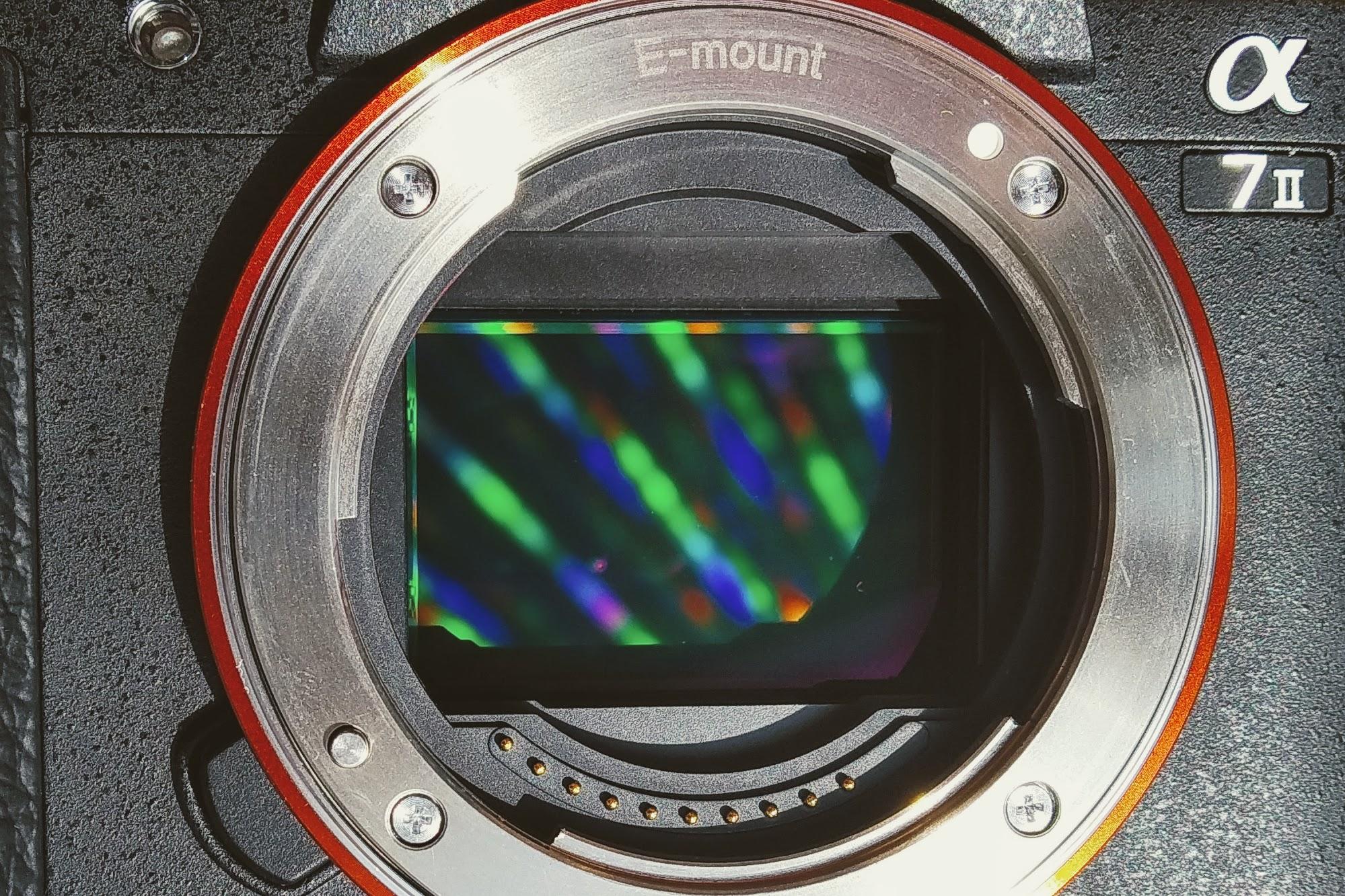 Full frame матриця 24*36мм