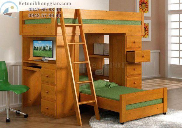 thiết kế nội thất phòng ngủ hợp lý