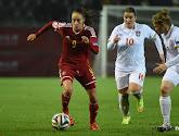 Belgian Red Flames hebben nu 7 op 9 na gelijkspel tegen Servië