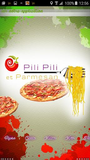 Pili Pili et Parmesan