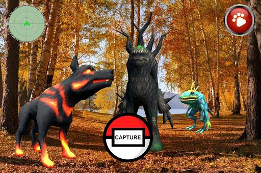 Pocket Fantastic Creatures GO apkpoly screenshots 1