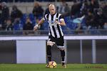 Oud-gedienden van Anderlecht behoeden Udinese van verlies bij staartploeg