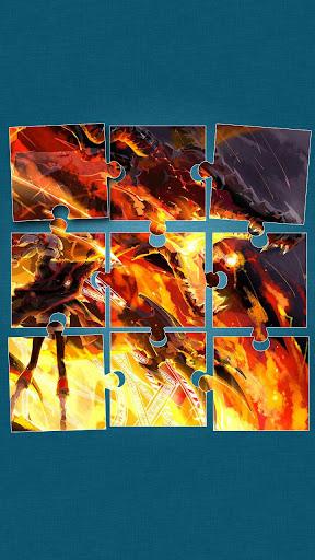 Dragon Jigsaw Puzzle Game screenshot 2