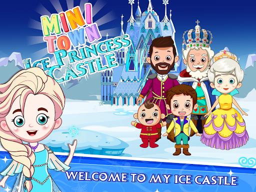 Mini Town: Ice Princess Land android2mod screenshots 5