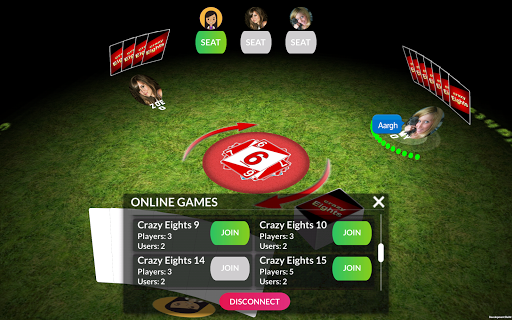 Crazy Eights 3D  screenshots 11
