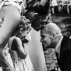 Wedding photographer Gábor Badics (badics). Photo of 03.09.2018