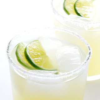 Mezcal Margaritas.