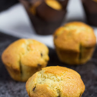 My Favourite Chocolate Chip Muffins.