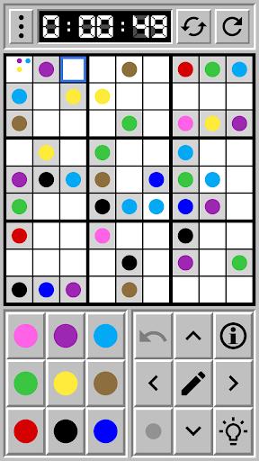 Classic Sudoku 10.7 screenshots 3
