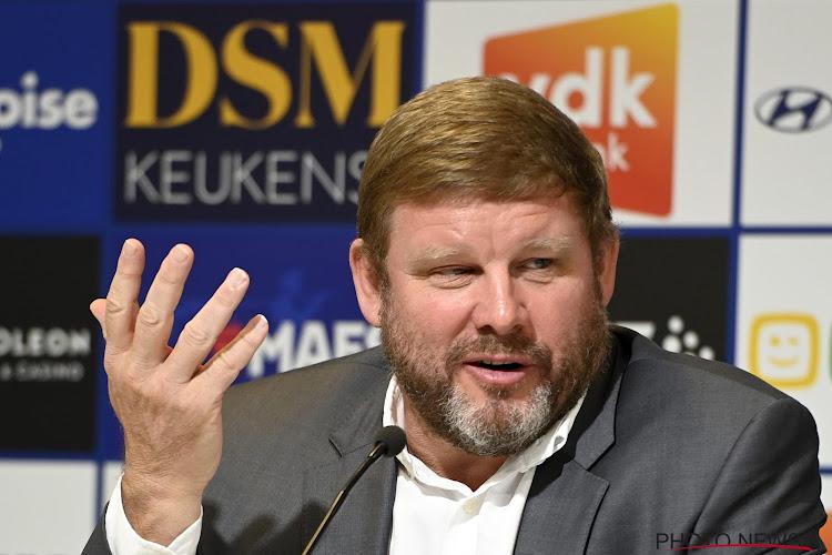"""Vanhaezebrouck zag het helemaal verkeerd lopen in het slot: """"Dat heeft me opnieuw verrast"""" en """"Geen uitleg voor"""""""