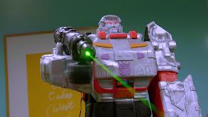Transformers Mega Cake thumbnail