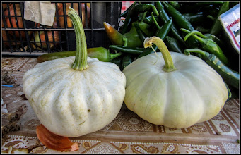 Photo: Dovleac Patison din Turda, Piata Centrala Agroalimentara - 2019.09.21