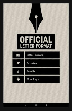Download Amptelike Brief Formaat Deur Conbigapps Apk Latest Version