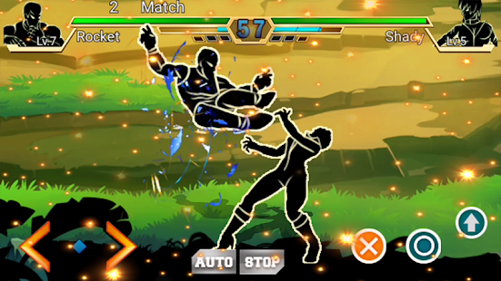 Shadow Street Fighting- screenshot thumbnail