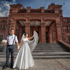 Wedding photographer Sergey Zakharevich (boxan). Photo of 16.08.2016