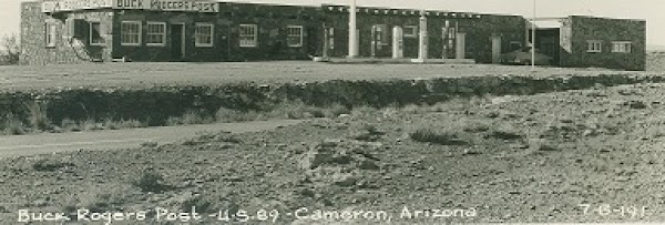 The first Buck Rodgers Trading Post.