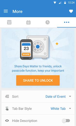 Days Matter screenshot 8