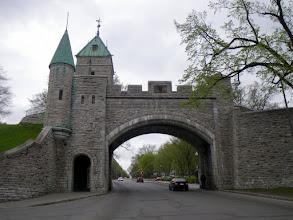Photo: Kuzey Amerika'daki duvarlarla korunmuş tek şehir Quebec