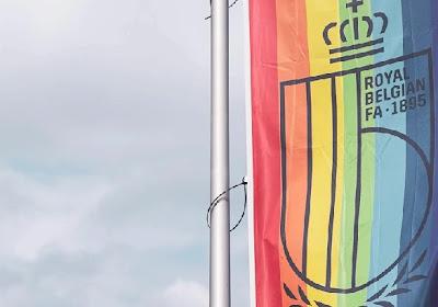 Un joueur fait son coming-out en Australie, plusieurs clubs belges affichent leur soutien