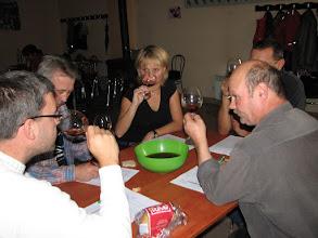 Photo: W centralnym punkcie wino mieszane - faworyt na przyszły rok ;-)