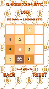 Bitcoin 2048 Android Apps Google Play Screenshot Thumbnail