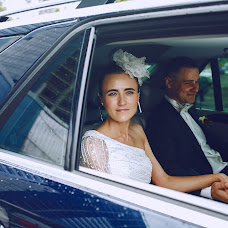 Wedding photographer Evgen Zagarik (zagarik). Photo of 04.07.2016