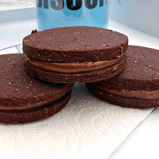 The Culinary Jumble~ Gluten Free Chocolate Cookies.
