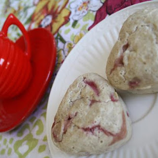 Love Cakes Or Strawberry Muffins (Gluten-Free)