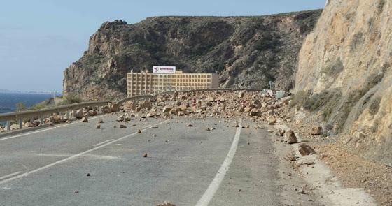 El Cañarete abrirá al tráfico unas horas a partir del viernes