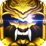 King Battle-Fighting Hero legend Icon
