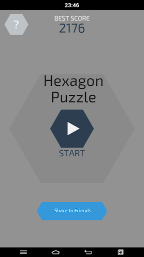Hexagon Puzzle