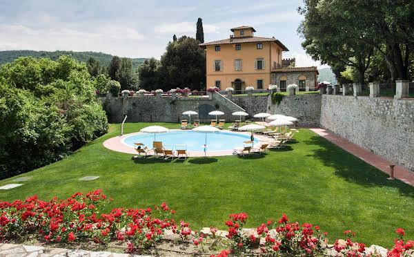 Villa Campomaggio