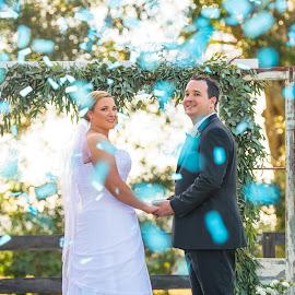 Congratulations! by Sarah Sullivan - Wedding Ceremony ( nikon, sarah sullivan photography, wedding )