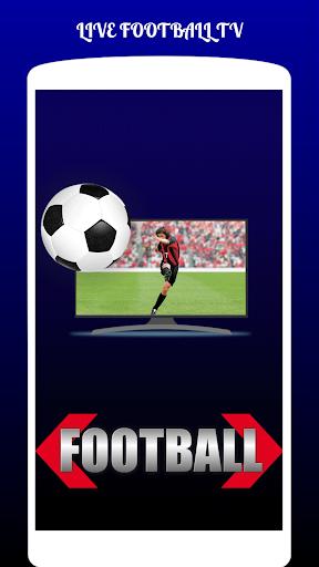 LIVE FOOTBALL TV STREAMING HD  screenshots 1