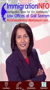 ImmigrationInfo - Gail Law- screenshot thumbnail