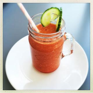 Strawberry Mango Juice Recipes.