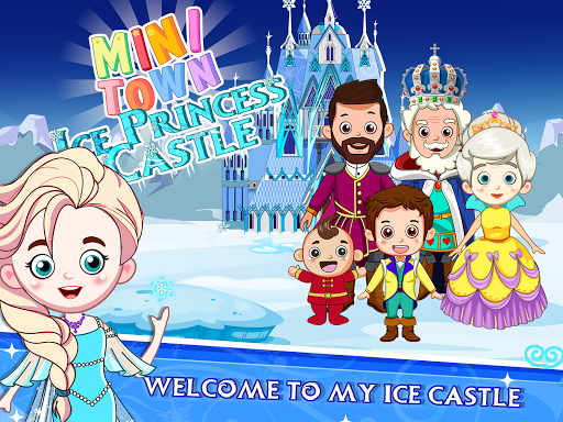 Mini Town: Ice Princess Land android2mod screenshots 10