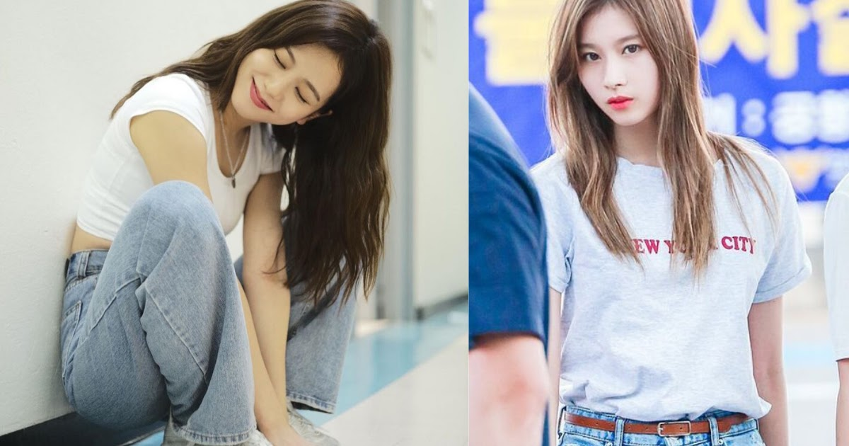 10 Female Idols Whose Visuals Shined Even In A Simple White Tee