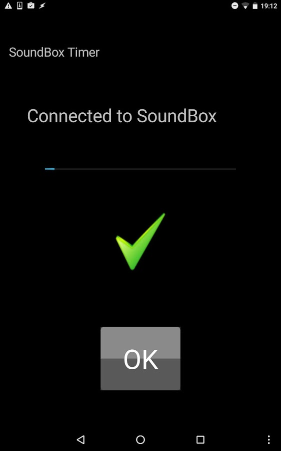 SoundBox Timer- screenshot