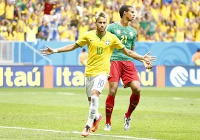 Qu'on l'aime ou pas, Neymar est bien la star de ce Mondial