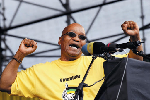 President Jacob Zuma. File photo.